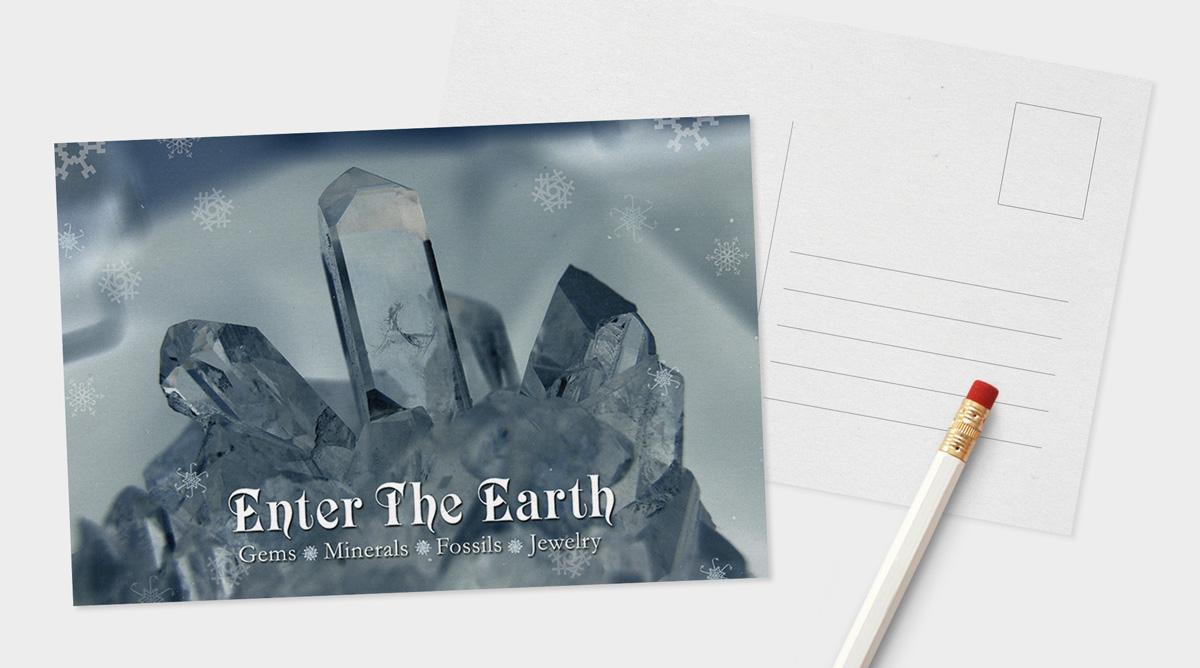 Postcard Designs for Seasonal Promotion