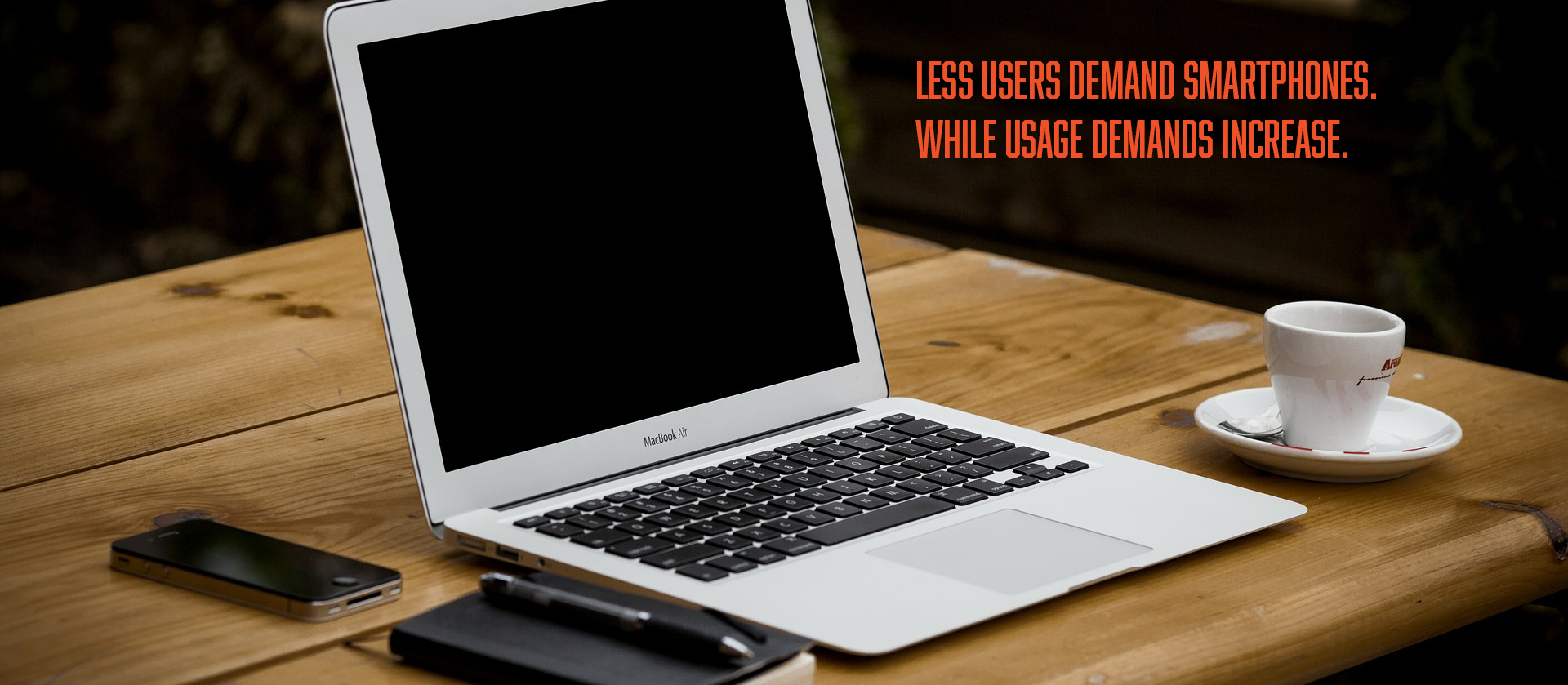 Design responsive content for smartphones